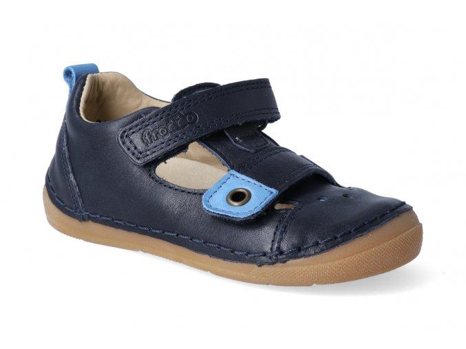 sandalky froddo flexible dark blue 3