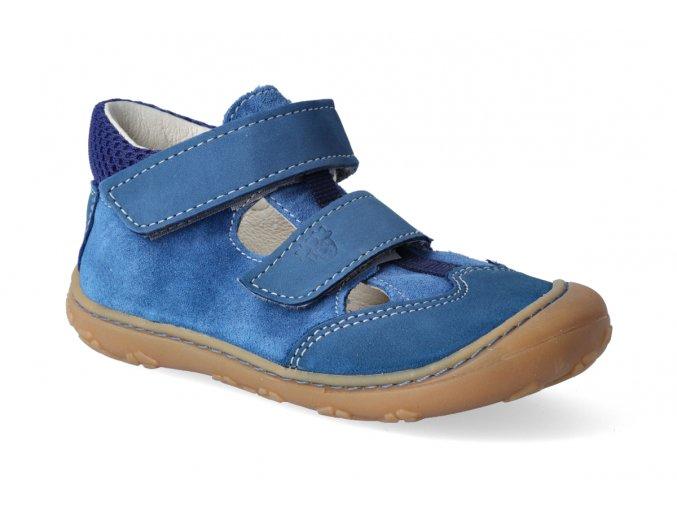 barefoot sandalky ricosta pepino ebi petrol 2
