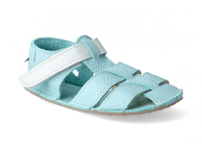 barefoot sandalky baby bare sandals new acqua paskove 2