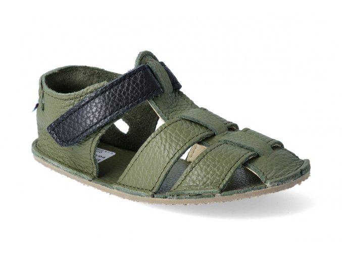barefoot sandalky baby bare sandals new bosco paskove 2