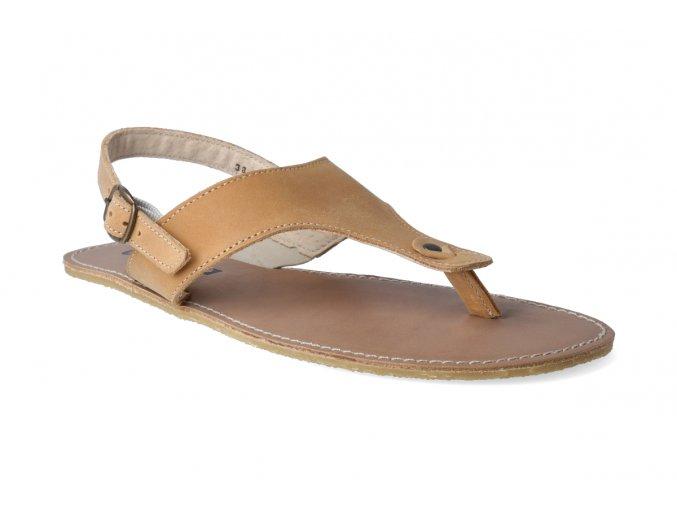 barefoot sandaly be lenka promenade sand 3