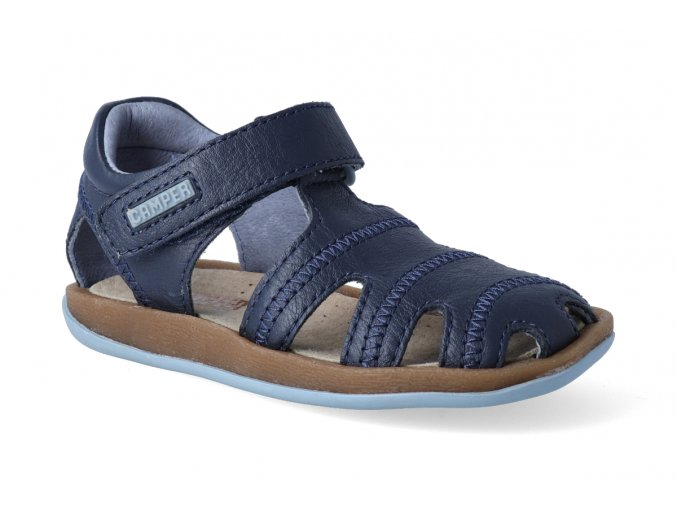 sandalky camper bicho firstwalkers blue 6
