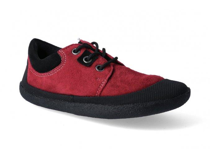 sole runner pan sps red black 3