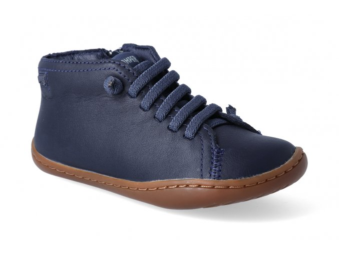 barefoot kotnikova obuv camper peu cami sella hypnos blue 2 2