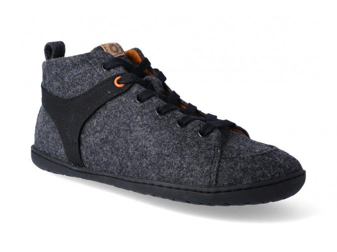 barefoot kotnikova zimni obuv mukishoes high cut coal 4