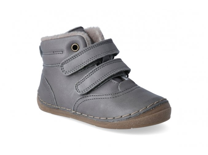 zimni obuv froddo flexible sheepskin grey 2 3