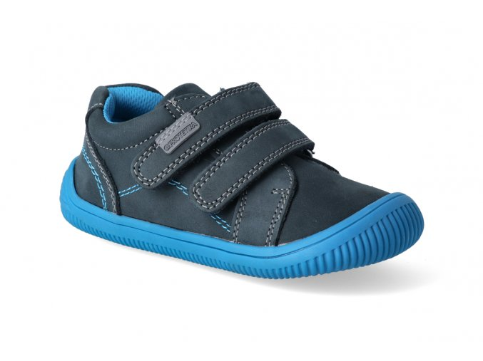barefoot tenisky protetika lars denim 2
