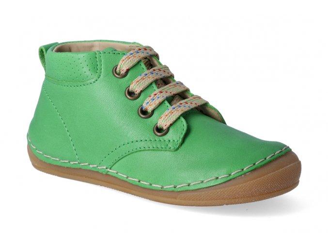 kotnikova obuv froddo flexible green tkanicka 3