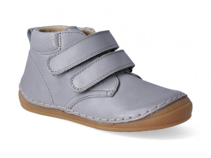 kotnikova obuv froddo flexible light grey 2