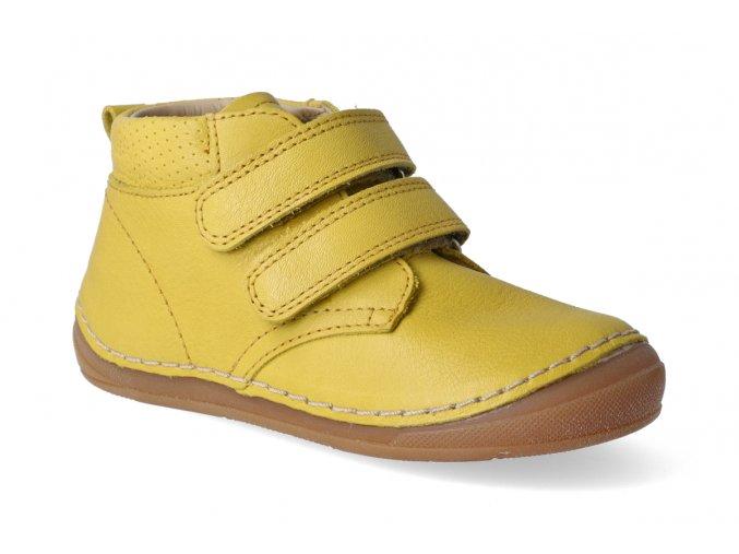 kotnikova obuv froddo flexible yellow 3 3