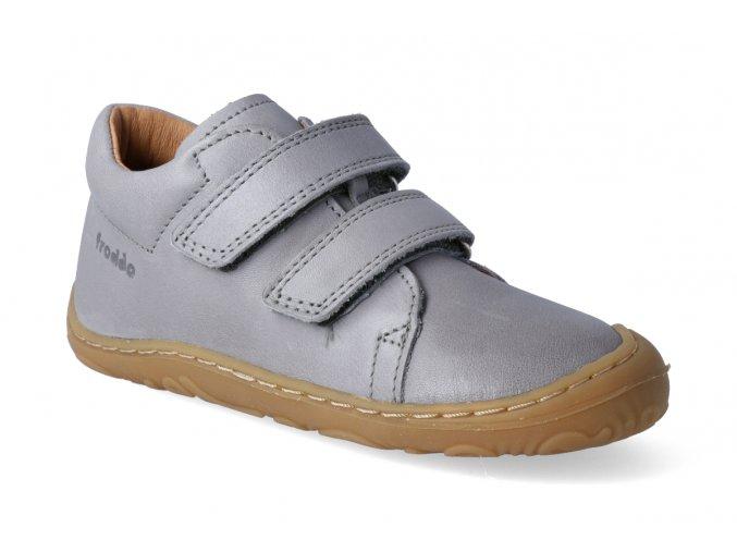 barefoot celorocni obuv froddo narrow light grey 2 3