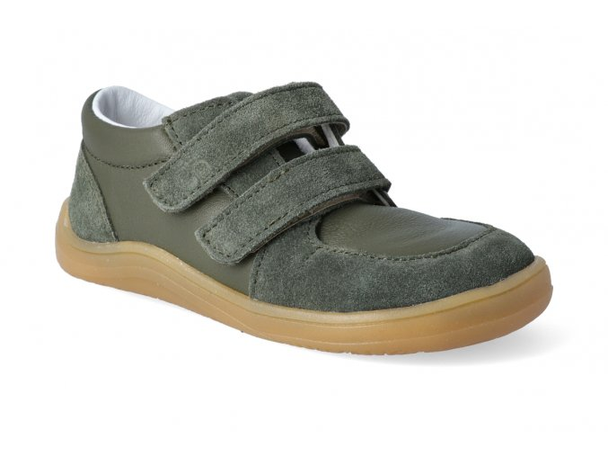 barefoot tenisky baby bare febo youth army 2