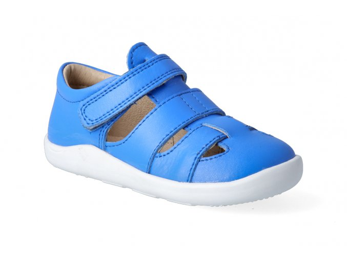 sandalky oldsoles free ground neon blue 2