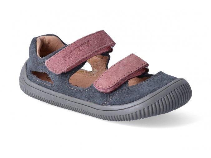 barefoot sandalky protetika berg grigio 2