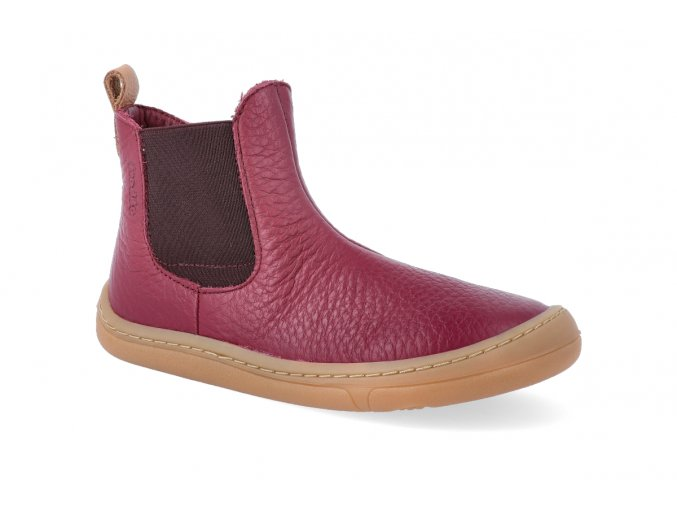 barefoot kotnikova obuv froddo bf chelys bordeaux 2