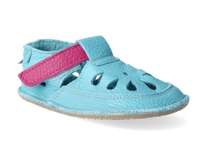 baby bare shoes io flower 3