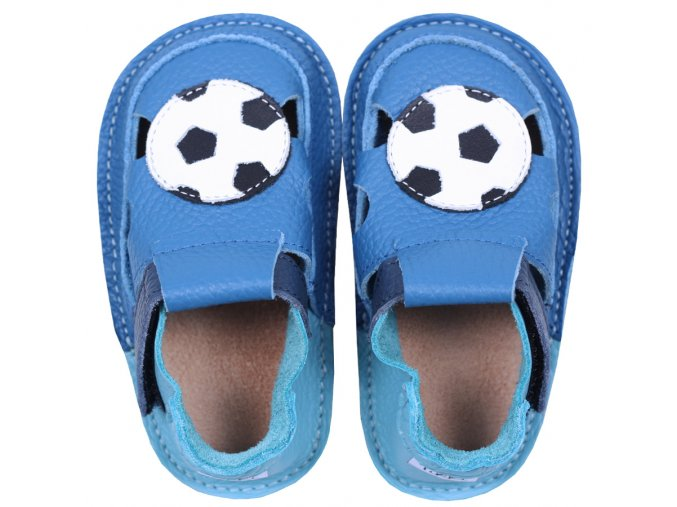 Barefoot sandálky Tikki shoes - Football