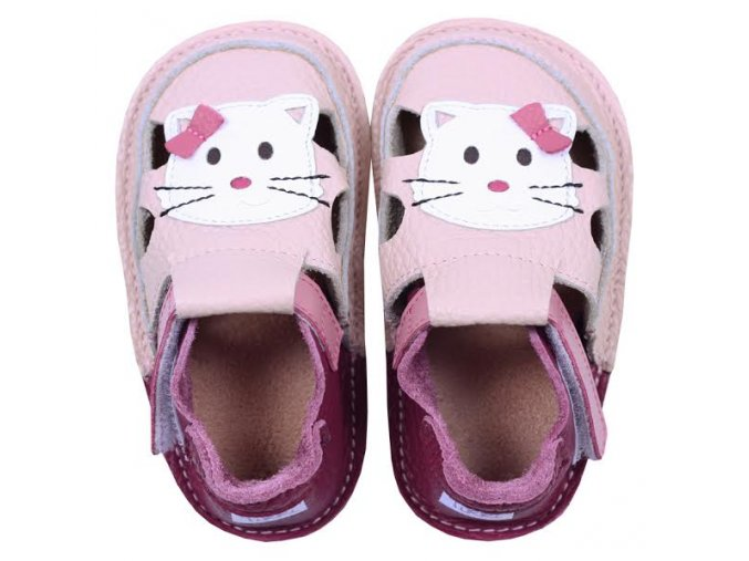 Barefoot sandálky Tikki shoes - Kitty