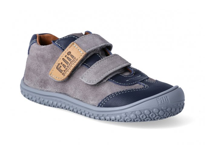 filii barefoot tenisky leguan grey stone w 2