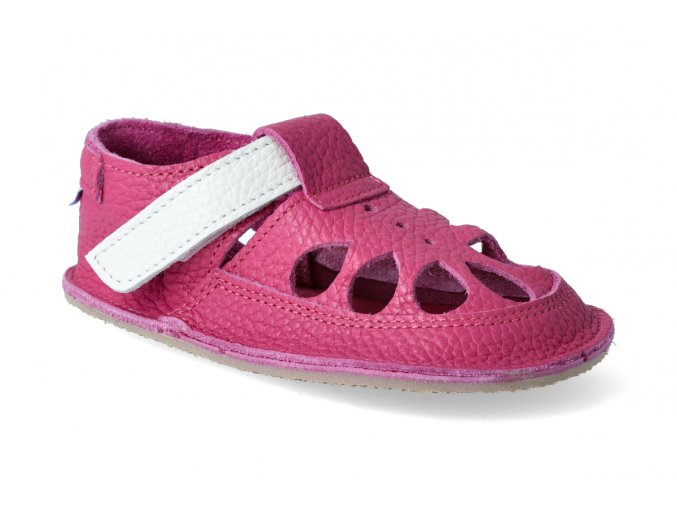 baby bare shoes io waterlily letni 2