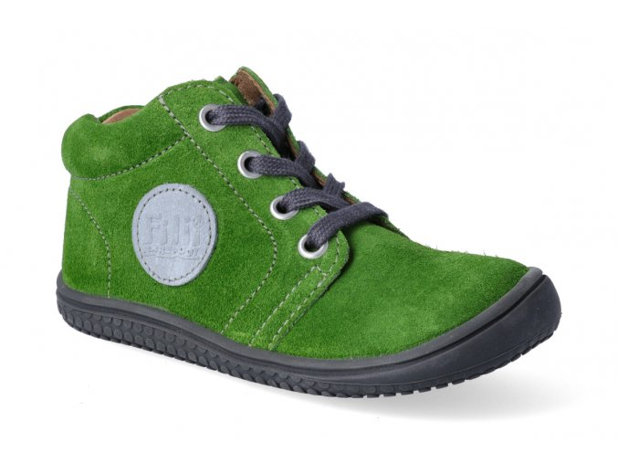 Kotnikova obuv filii barefoot gecko laces apple m 2