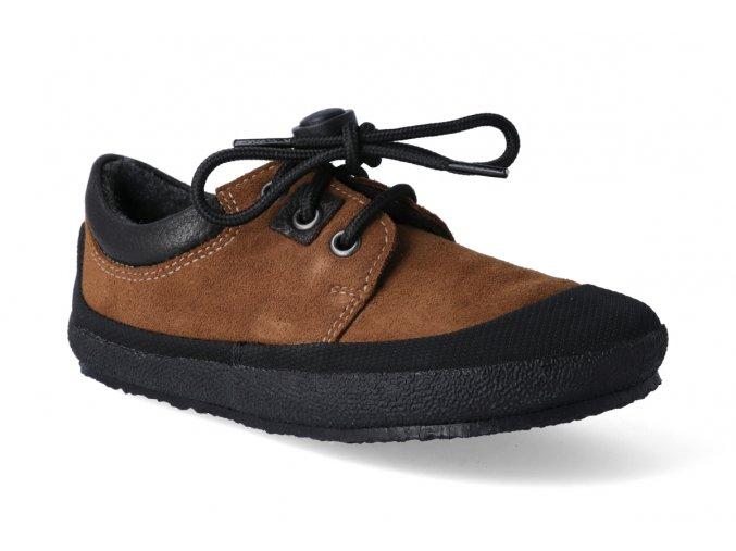 sole runner pan brown black 2