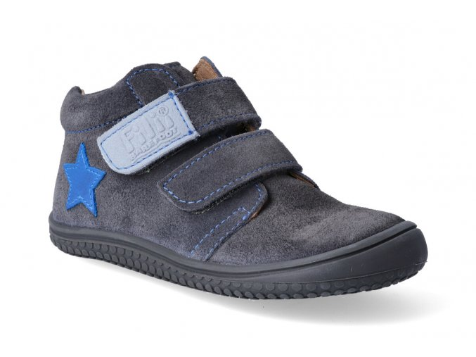 kotnikova obuv filii barefoot chameleon graphit m 2