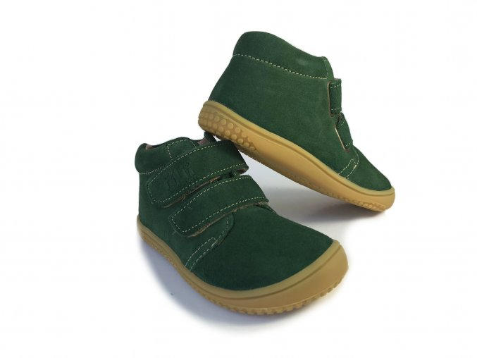 Kotníková barefoot obuv Filii - Chameleon Forest W
