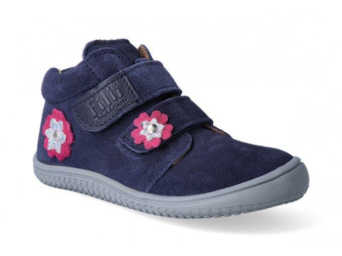 kotnikova obuv filii barefoot chameleon ocean flower m 2
