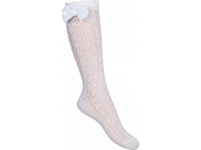 Ponožky Move by Melton - podkolenky Florence Bow Laté