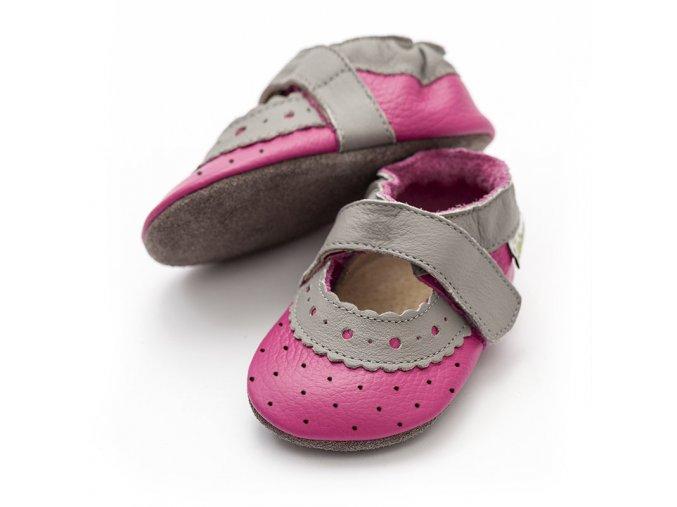 liliputi soft baby sandals magnolia 3019