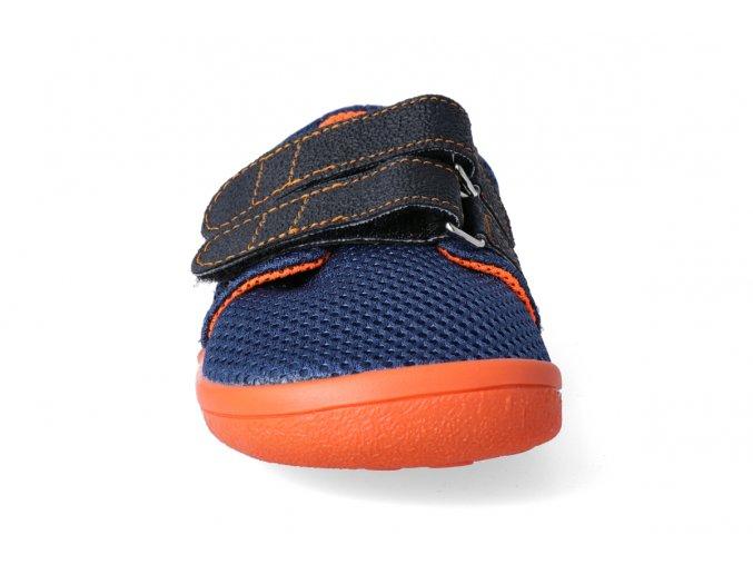 Beda Barefoot Blue mandarine letní 3