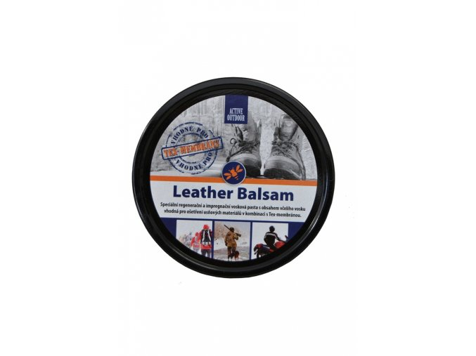 Siga Active Outdoor Leather Balsam