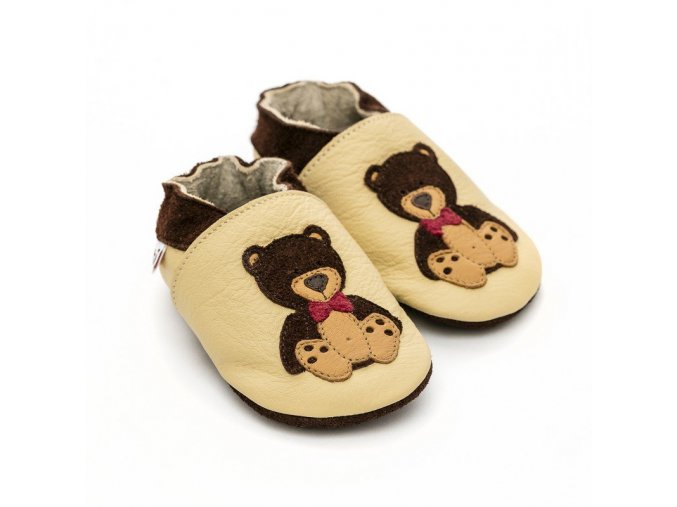 liliputi soft baby shoes teddyboy 3528