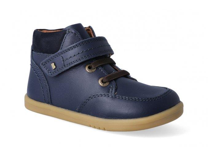 kotnikova obuv bobux timber boot navy 3