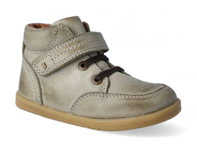 kotnikova obuv bobux timber boot vintage olive 2