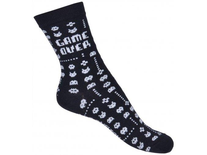 Ponožky Move by Melton - Gaming Black
