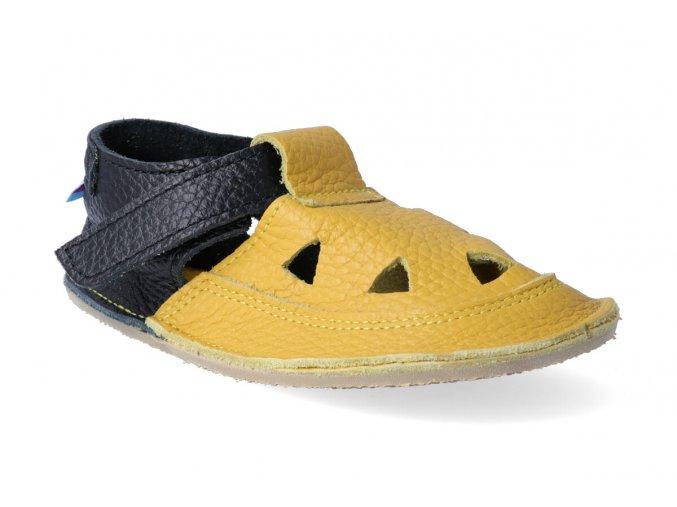 baby bare shoes io ananas 3