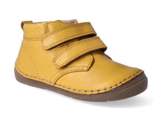 kotnikova obuv froddo flexible yellow 3