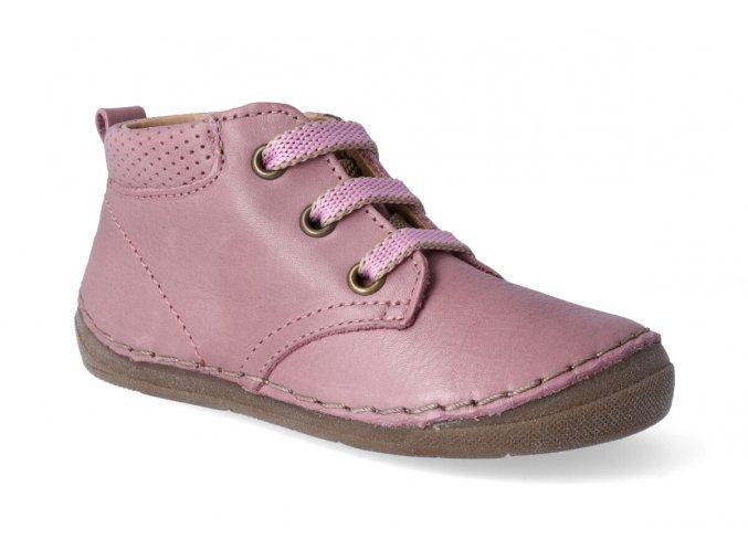 kotnikova obuv froddo pink tkanicky 3 2