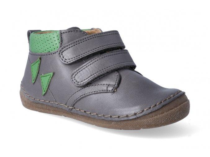 kotnikova obuv froddo flexible grey s aplikaci 2