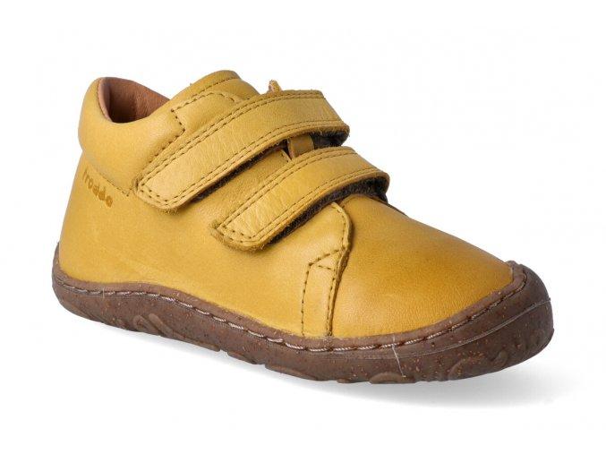 celorocni obuv froddo barefoot yellow 2