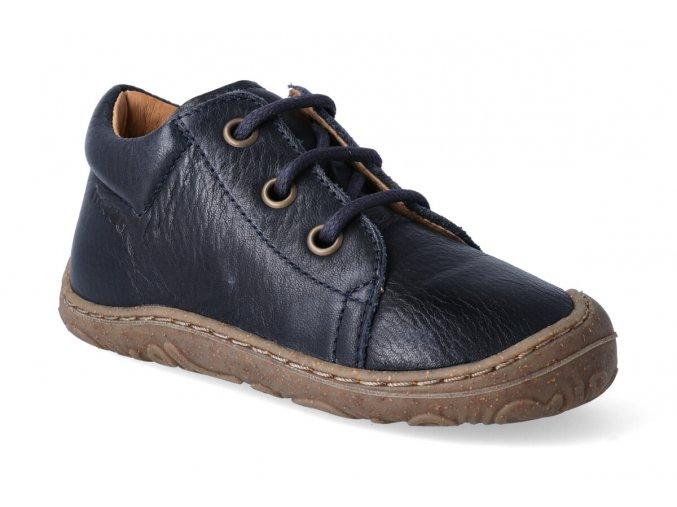 celorocni barefoot obuv froddo barefoot dark blue tkanicka 3