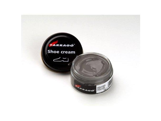 TARRAGO Shoe cream steel-gray 50 ml