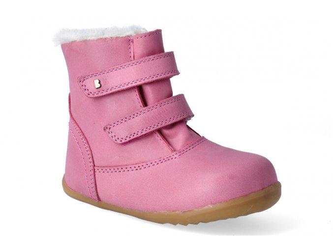 zimni obuv bobux aspen winter boot rose step up 2