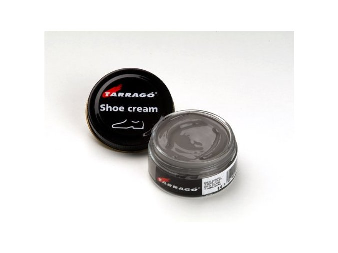 TARRAGO Shoe cream steel-gray 50 ml 14