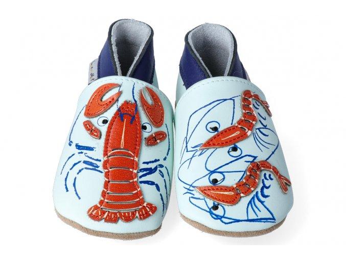 barefoot capacky lait et miel homard et fils 2
