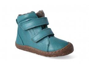 zimni obuv froddo barefoot wool petroleum 3