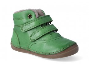 zimni obuv froddo flexible sheepskin green 2
