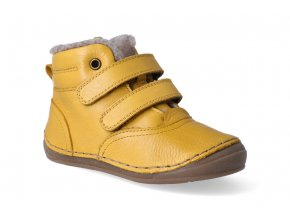 zimni obuv froddo flexible sheepskin yellow 3